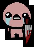 Sacrificial Dagger Isaac