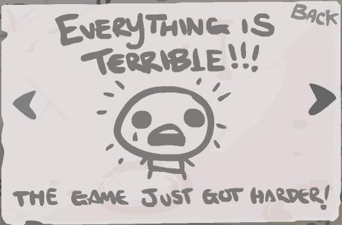 Everythink terrible