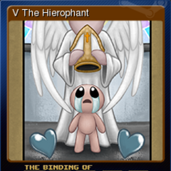 V The Hierophant