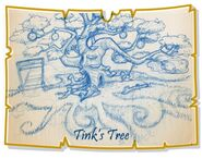 Image-sketch of Tinks tree