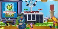Rum's Airport