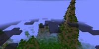 Overgrown Cliffs