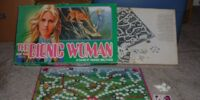 The Bionic Woman (Board Game)