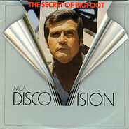 Discovision bigfoot front