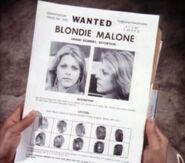 Blondie malone