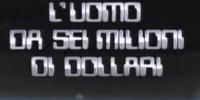 L'Uomo da sei milioni di Dollari