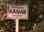 KanabCountySign