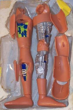 Smdm doll ca legs