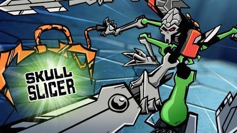 Skull Slicer - LEGO Bionicle - Character Spot