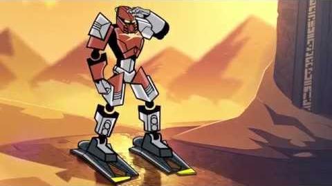 LEGO® Bionicle Character Spot POHATU