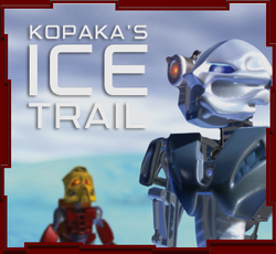 Kopaka's Ice Trail