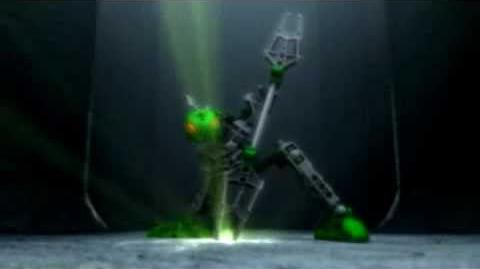 Bionicle Rahkshi Promo Animation