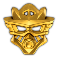 Golden Mask of Water