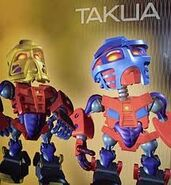 Takua and jaller