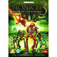 Bionicle the Movie 3 UK version