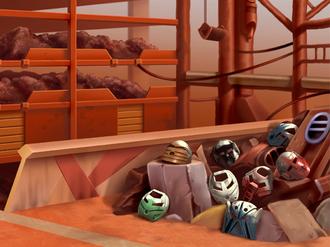 Animation Protodermis Reclamation Yard