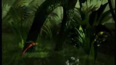 Bionicle Infeced Lewa