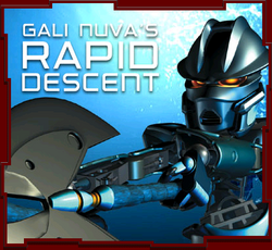 Gali Nuva's Rapid Descent