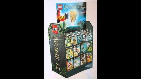 BIONICLE 2015 CONFIRMED - Colored Display!