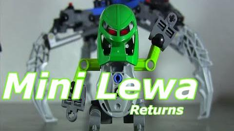 Mini Lewa Returns!