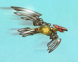 Cave Shrike