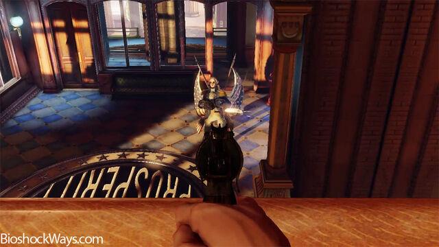 File:Bioshock infinite revolver Colt 1851 Navy iron sight.jpg