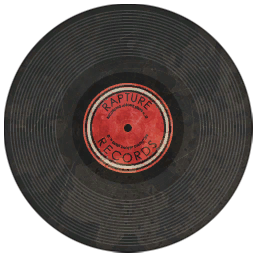File:Rapture Records label BioShock 2.png
