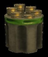 Armor-Piercing Pistol Rounds