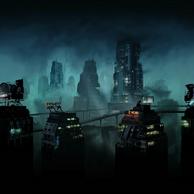 BioShock 2 Skybox