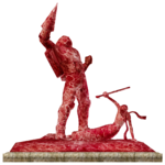 Grace statue kill