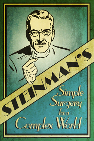 Datei:Steinman's Surgery Poster.png