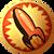 Теплонаводящаяся ракета
