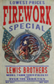Lewis Brothers fireworks poster.png