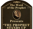The Prophet Stands Up to Foes: Within and Without