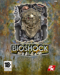 BioShock Collector's Edition International