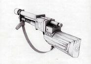 BioShock Shotgun Concept Art2