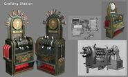 U-Invent Model & Concept Art