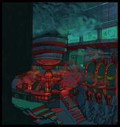 BioShock Engineering Area Concept