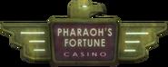 Phereoh's Fortune Casino Logo