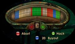 BioShock 2 Hacking Game