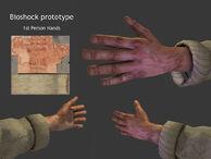 Jack's Hands Prototype