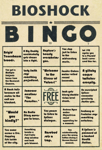 File:BioShock Bingo Card 1.png