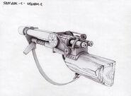 BioShock Shotgun Concept Art3