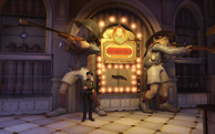 BioShock Infinite - Soldier's Field - Toy Soldiers heater replica f0809