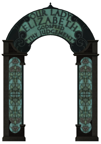 File:Our Lady Elizabeth Godspeed Thy Judgement sign.png