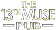 The 13th Muse Pub Sign