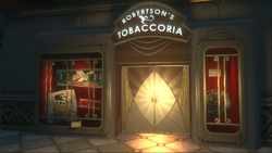 B2 Multi Robertson Tobaccoria Entrance
