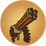 Gatling Gun Icon