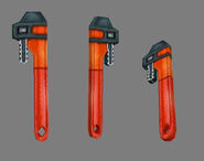 BioShock 3D Wrench