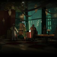 Aparición en la página web de BioShock 2.
